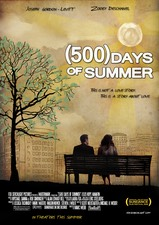 500 days of summer poster by leknives-d37na76