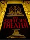 Suffolk Theater entrance mosaic